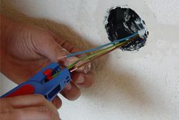 Schalterserien Leitungen Kabel Lampen und Leuchtmittel