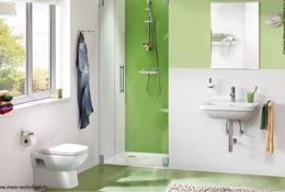 Sanitärinstallations und Badausstattung