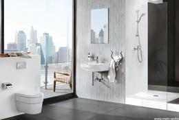 Sanitärinstallation und Badausstattung