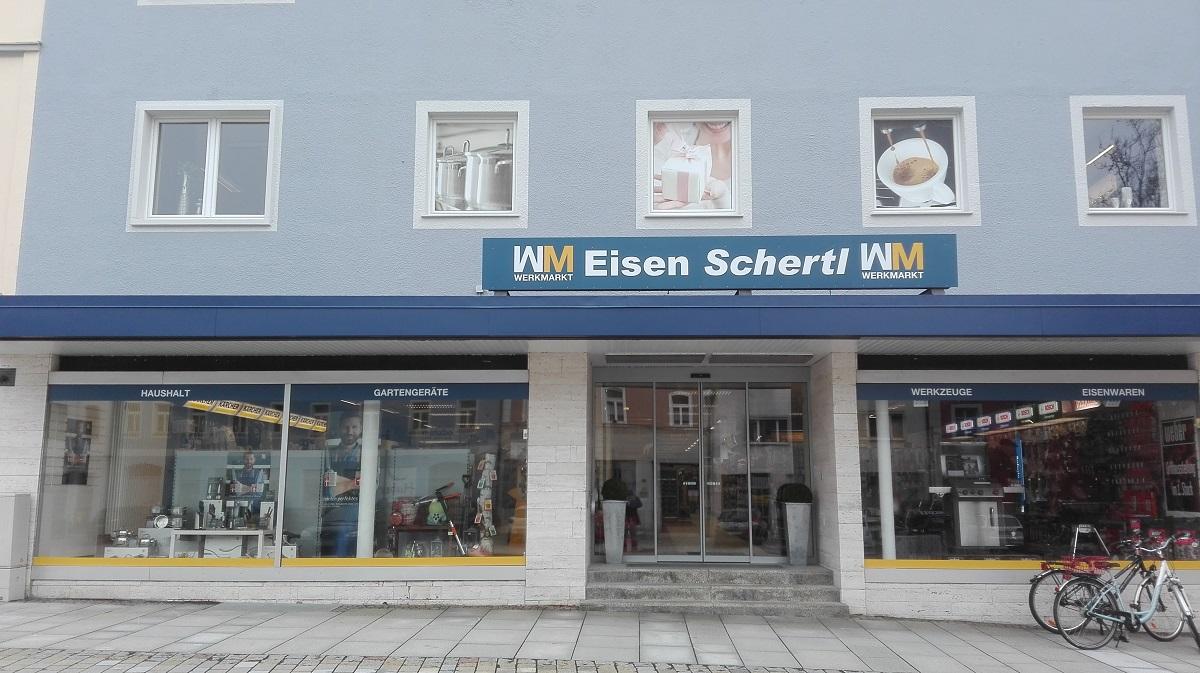 Eisen-Schertl, Inhaber Stefan Schertl e.K. Hierschau